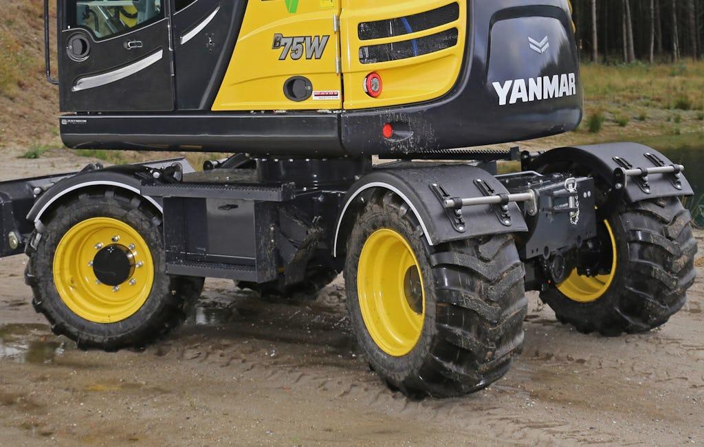 Yanmar B75W
